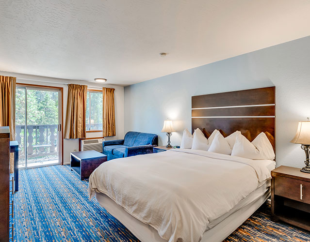 Alpine Rivers Inn Hotels In Leavenworth Wa